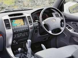Toyota Prado petrol 2010 model