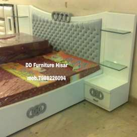 Not same price, new double bed