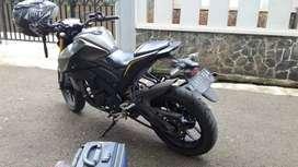 Di jual sepeda motor Yamaha X abre