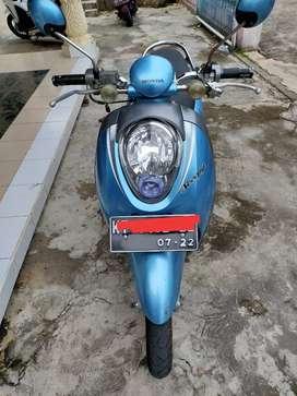 Motor scoopy 2012