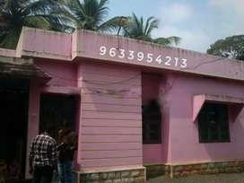 House for rent at KAKKANAD, chittethukara