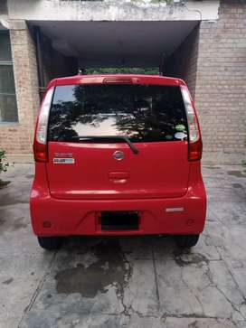 Red Nissan Dayz 2017 import, Lahore Registered 4.5 Grade One Hand used
