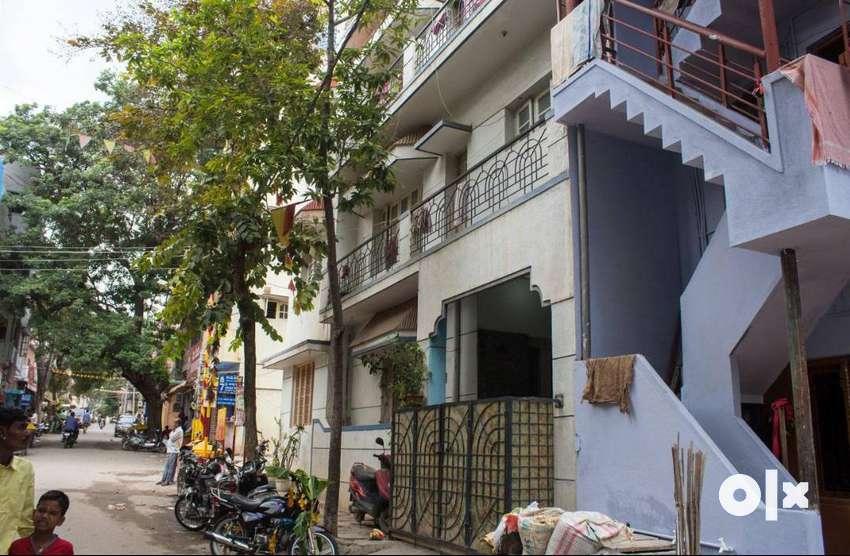 4 BHK Sharing Rooms for Men at ₹8700 in Ganga Nagar, Bangalore 0