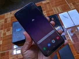 Samsung S8 Plus Orchid Gray Ex Resmi SEIN Mulus