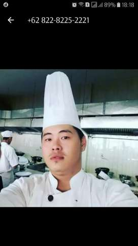 Chef chinese cuisine food stlye