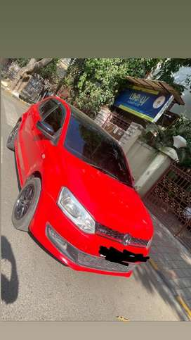 Volkswagen Polo 2010 Petrol Well Maintained