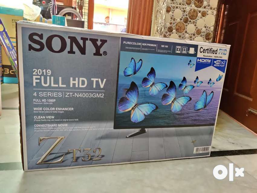"SONY 32"" FULL HD LED Tv Brand New Just Rs 6999/- 0"