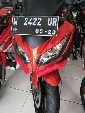 Ninja250 SE ABS barang bagus siap pakai