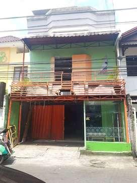 (AD) Ruko Jalan Sosrowijayan Sosromenduran Gedongtengen Yogyakarta
