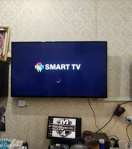50 Smart UHD 4K Led Tv 2 Yr Full Replacement Grantee GST Bill