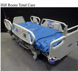 Automatic electric hospital bed