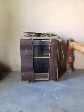Brooder and incubater type machine