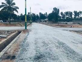 Premium Plots located at Thanisandra Main Road Bhartiya city Main Road