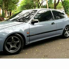 Honda civic estilo manual tahun 1995