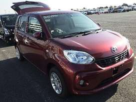 Toyota Passo 2012 lowest profit rate 7.5% No Hidden charges