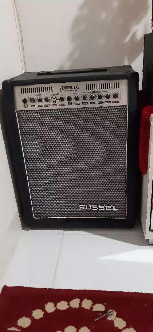 Amplifier Russel 0