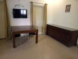 Available 3 bhk fully furnished in Patiala Road, Zirakpur.