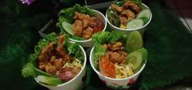 Rice bowl murah enak