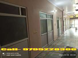 rent 25k for hospital,coaching, office, bank etc fully furnished