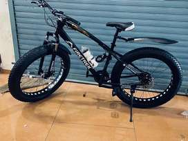 BRAND NEW FAT TYRE CYCLE ( EMI AVAILABLE )