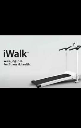 I walk treadmill branded heavy duty for homes use