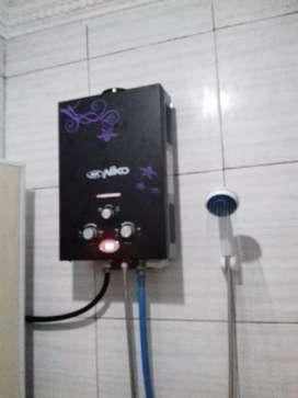 Water Heater Gas ]] Mandi Air Hangat Elegant