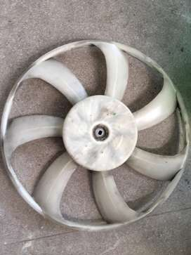 Fan AC Toyota Yaris