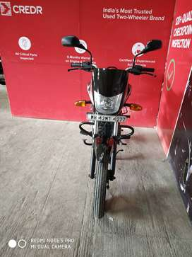 Good Condition Bajaj Platina 100 with Warranty |  1277 Pune