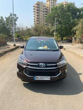 Toyota Innova Crysta 2016 Diesel Well Maintained