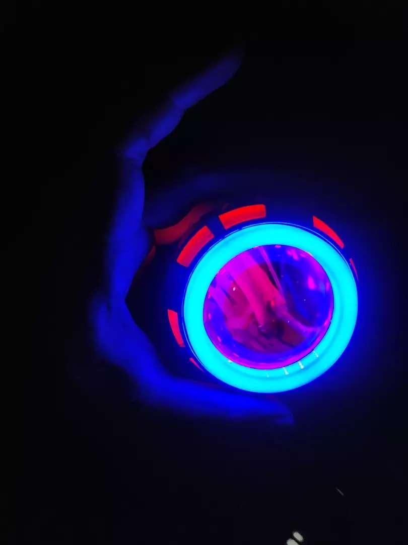 Projie LED selenoid hi low cut off 0