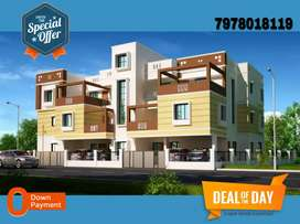 Flat For Sale in Jagamara