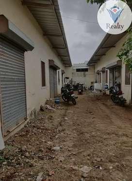 #350 sqft  industrial shed in makarpura GIDC