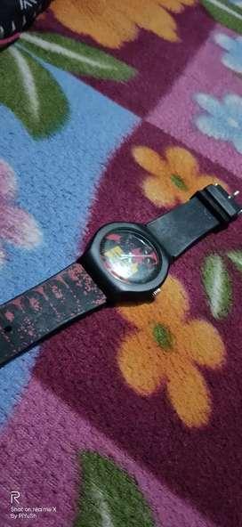 Fastrack Deadpool watch marvel edition