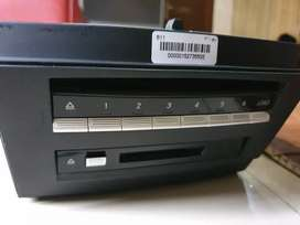 Audio command cd changer w221