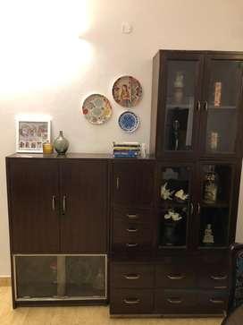Display unit/Drawing Room Almirah