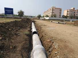Residential/Investment plot in Wardha Road with 80% Bank Finance