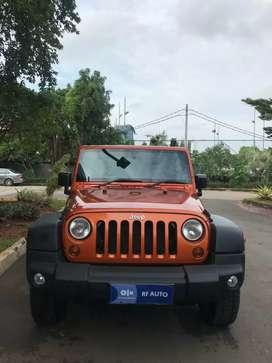 Jeep Wrangler Sport Unlimited 2011