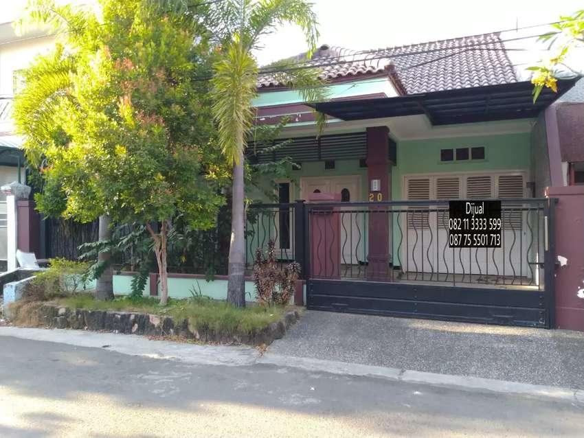Dijual Rumah 1 Lantai di Jemursari Surabaya 0