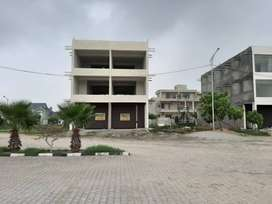 Commercial plot 120 yard for sale in Tdi city sector 117 Mohali