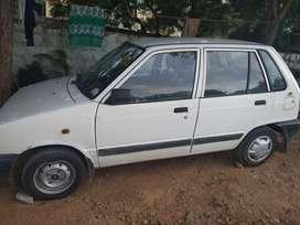 Maruti Suzuki 800 Std BS-II, 2001, Petrol