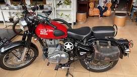 Royal Enfield bullet classic 350cc 2018 bandung