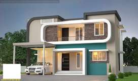 Independent 3 BHK House for sale At Close to Palakkad Town