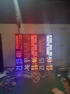 Running text murah 100×20 android038