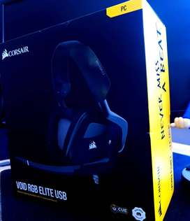 Headset gaming corsair