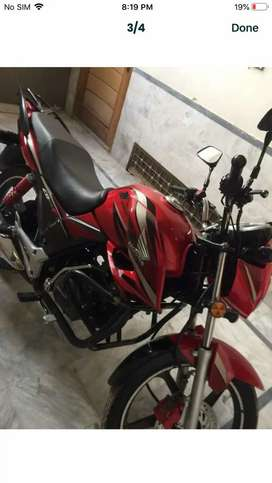Heavy bike CG 125