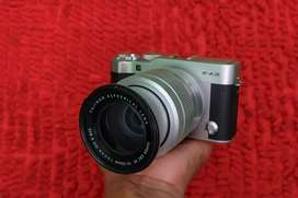Mirrorless fujifilm xa3 lensa 16-50mm ois