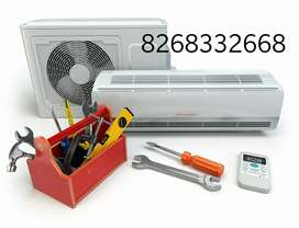 ALL TYPES OF AIR CONDITION AND installation SERVICE AND REPAIRING
