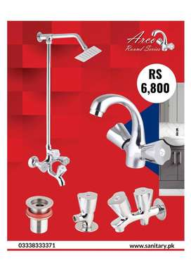 SHOWER SET FOR SALE IN WHOLESALE RATE