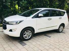 Rent a car Innova crista swift automatic