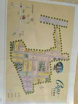 Caps town near guru kripa  restaurant , reliance mall rau
